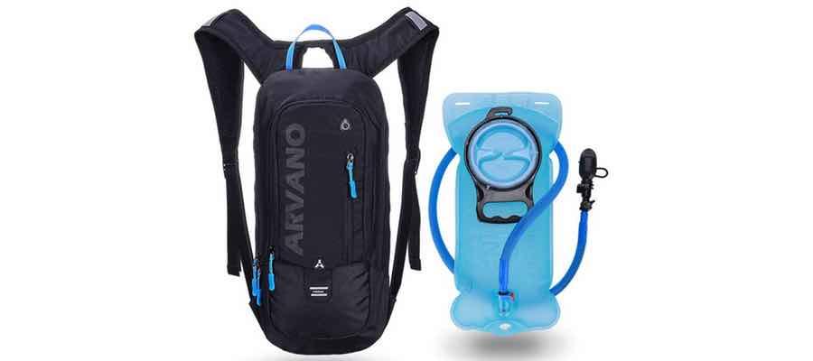 mochila hidratacion trail Arvano