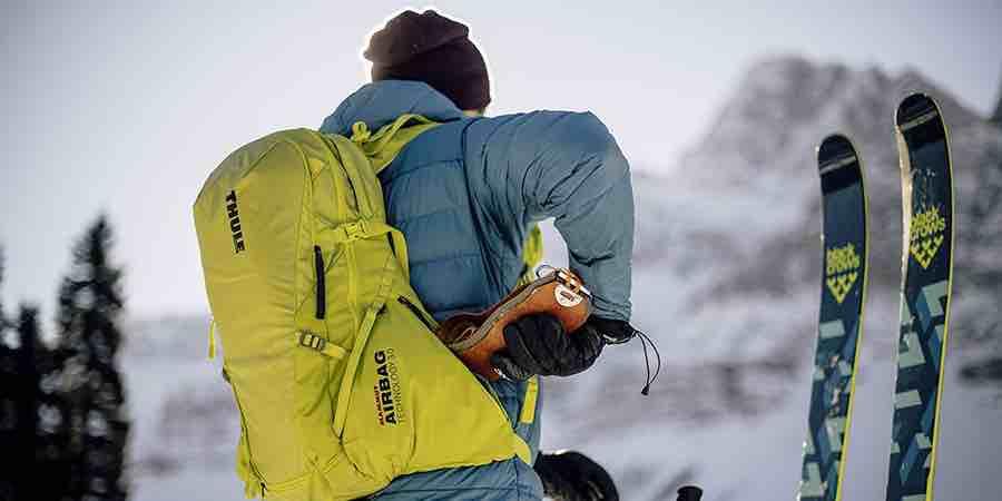 mochilas para deportes de nieve