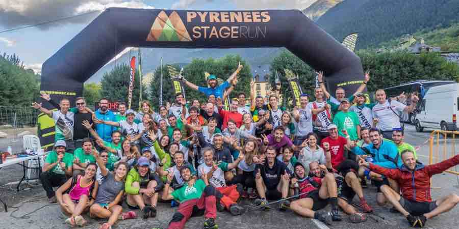 Pyrenees stage run