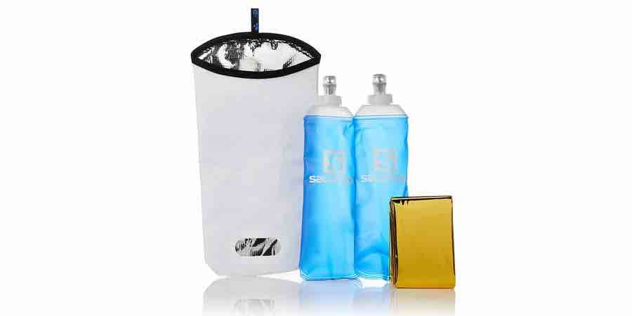Accesorios de hidratacion Salomon para trail running