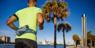 comprar riñonera running en Amazon